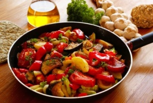 Ratatouille food