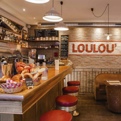 Loulou Friendly Diner