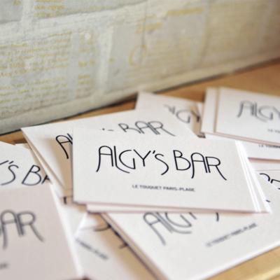 Algy's